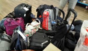 Coming Home from Koreea