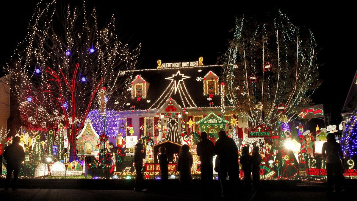 Christmas Tacky Lights Sowing Seeds Of Faith